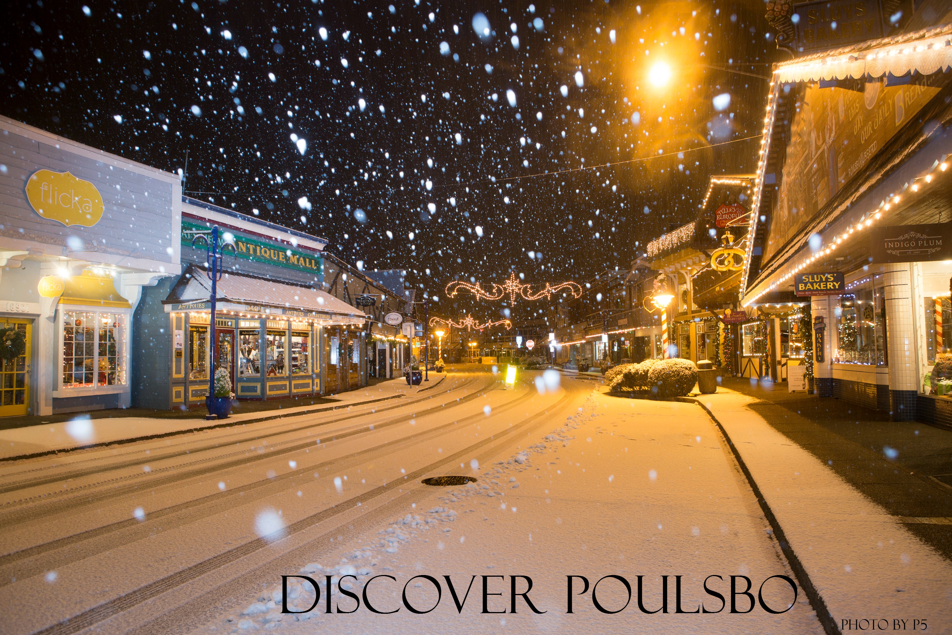Discover Poulsbo
