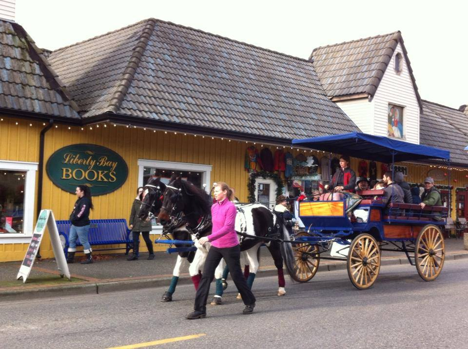 carriage rides poulsbo
