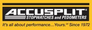 ACCUSPLIT, Inc. logo