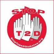 Stop Type 2 Diabetes Logo