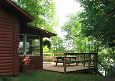 Round Hill House & Bowe Cabin