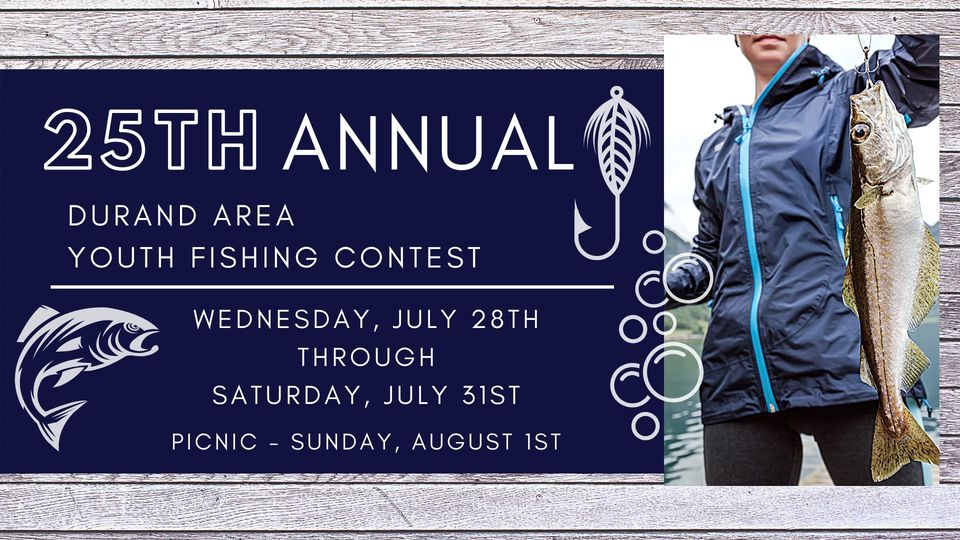 Youth Fishing Contest