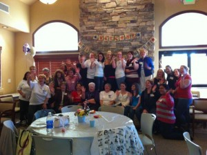 January 2012 Baby Shower Nellis AFB