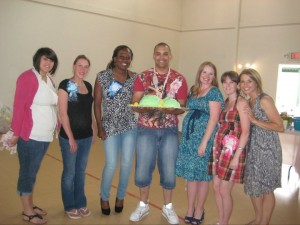 June 2011 2nd Annual MCWTC Baby Shower