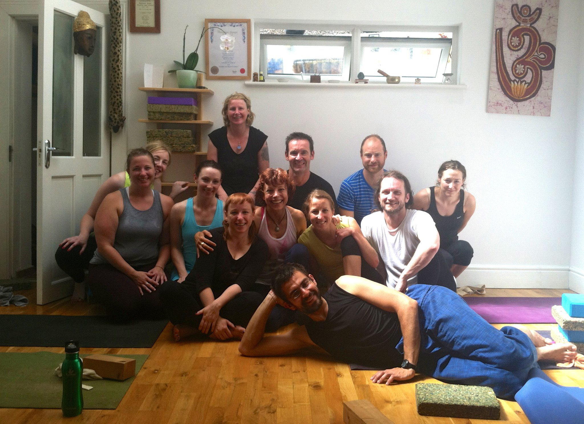 Dublin, Ireland Yoga Workshop Series 2013