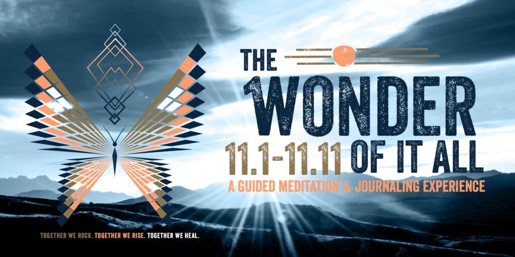 11 DAYS OF WONDER: A DIGITAL SOUL JOURNEY EXPERIENCE