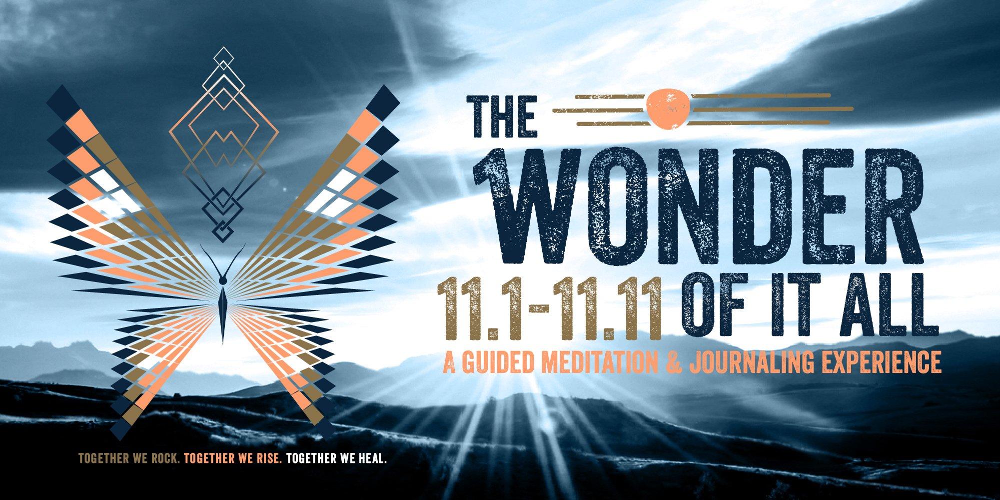11 Days of Wonder: A Digital Soul Journey Experience – November 1-11, 2020