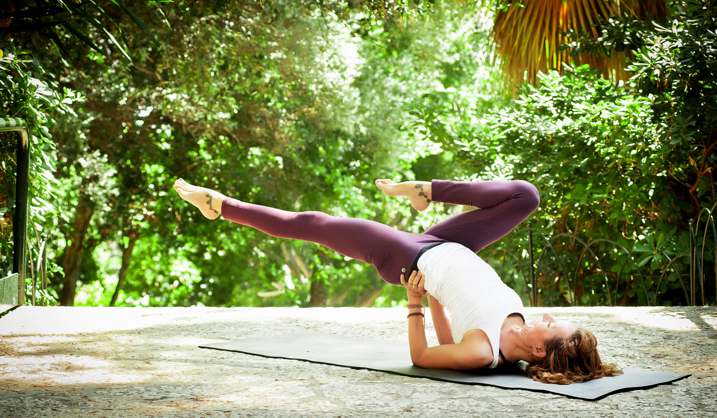 Weekend with Jeanne Heileman at Yoga Hub in Dublin: September 2020