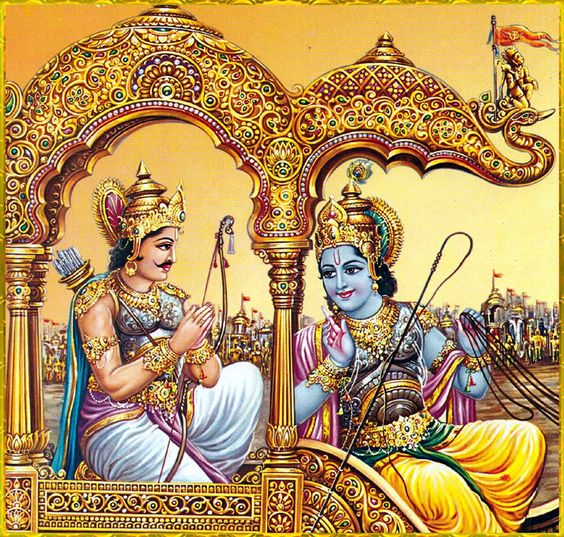Food for the Soul with the Bhagavad Gita: June-July 2020