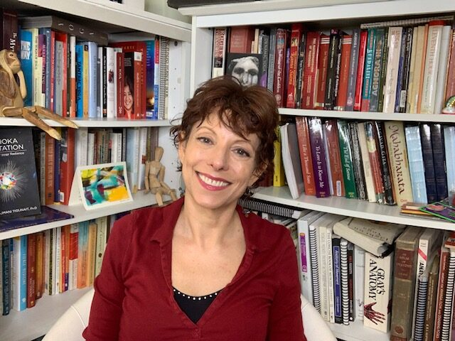 Food for the soul class vimeo introduction with Jeanne Heileman