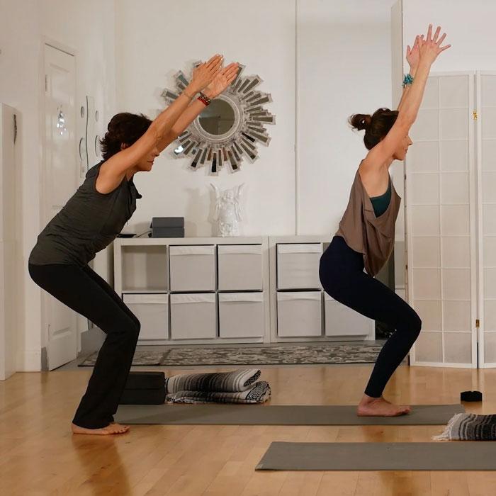 tantra flow yoga 200 seat pose