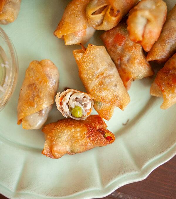 In the Kitchen: Filipino Pork Lumpia