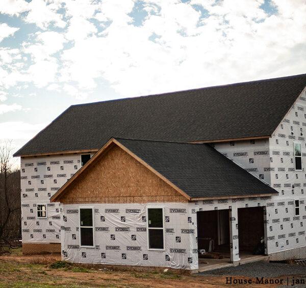 building a custom home update
