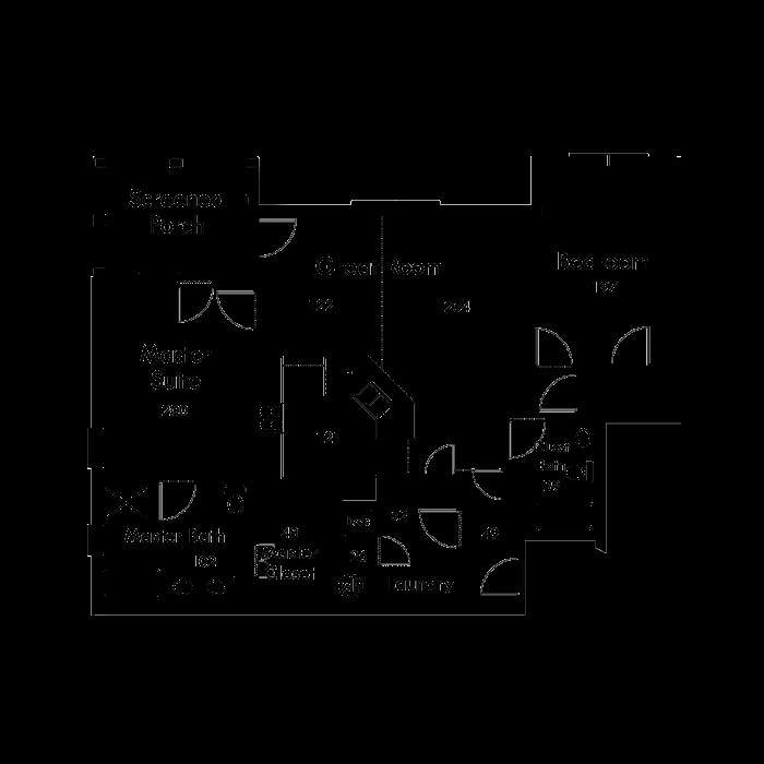 The Willow Floor Plan-01