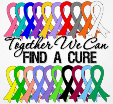 together we can find a cure