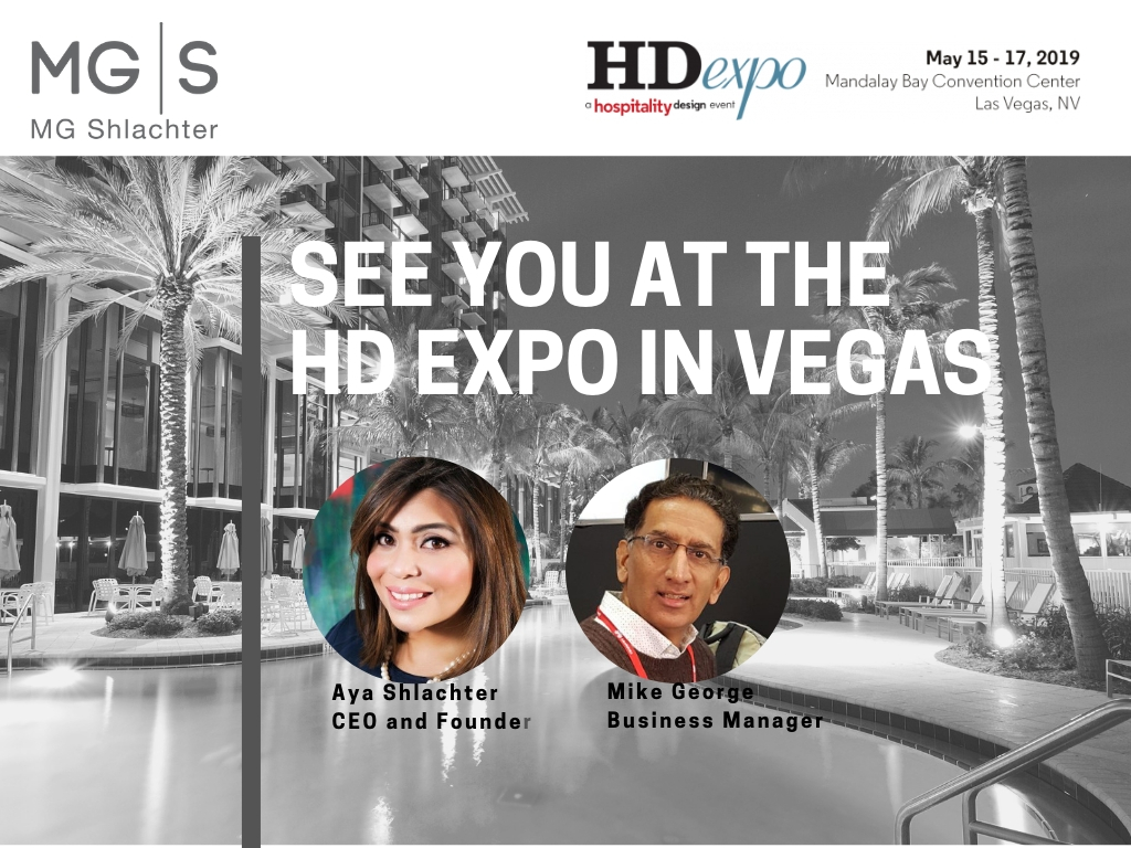 Let's meet at the HD Expo in Vegas