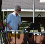 Garry on Timpani