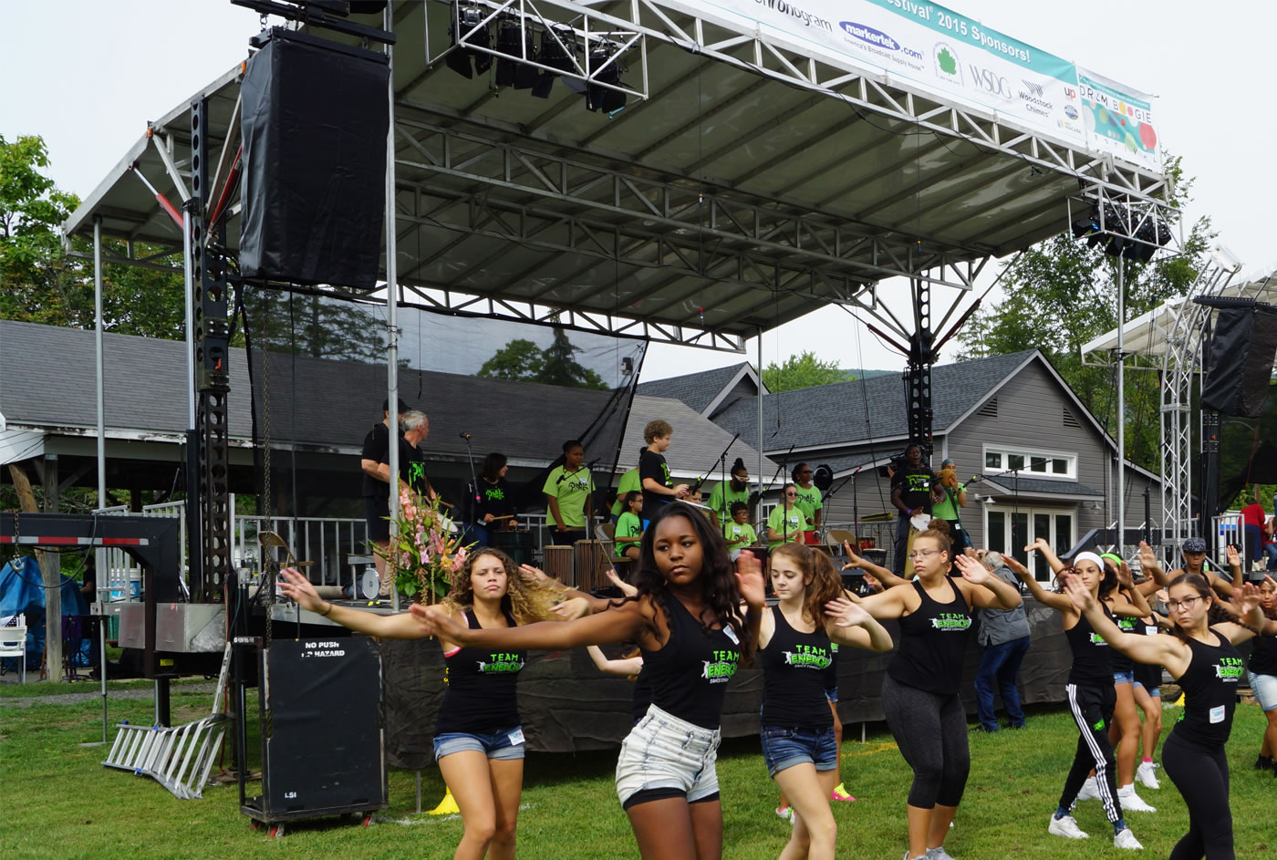 11:30 AM - POOK and Energy Dance Company