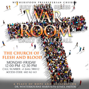 War Room: The Church of Flesh and Blood