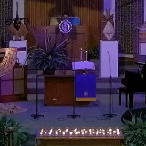 Worship at Witherspoon: Wednesday, February 17, 2021