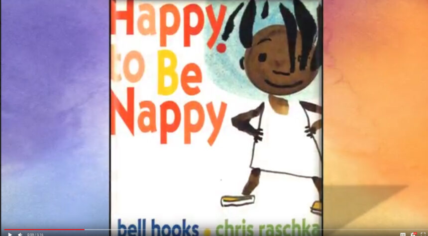 Book Nook: Happy to be Nappy