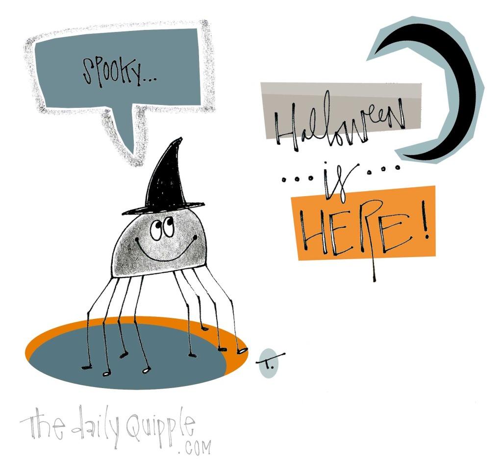 Halloween is here! [Spooky…]
