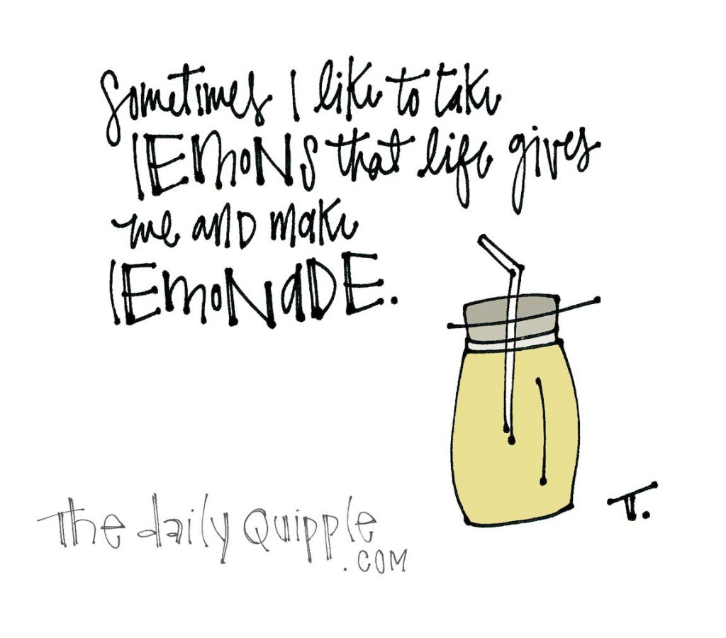 Find Sunshine Amidst the Clouds | The Daily Quipple