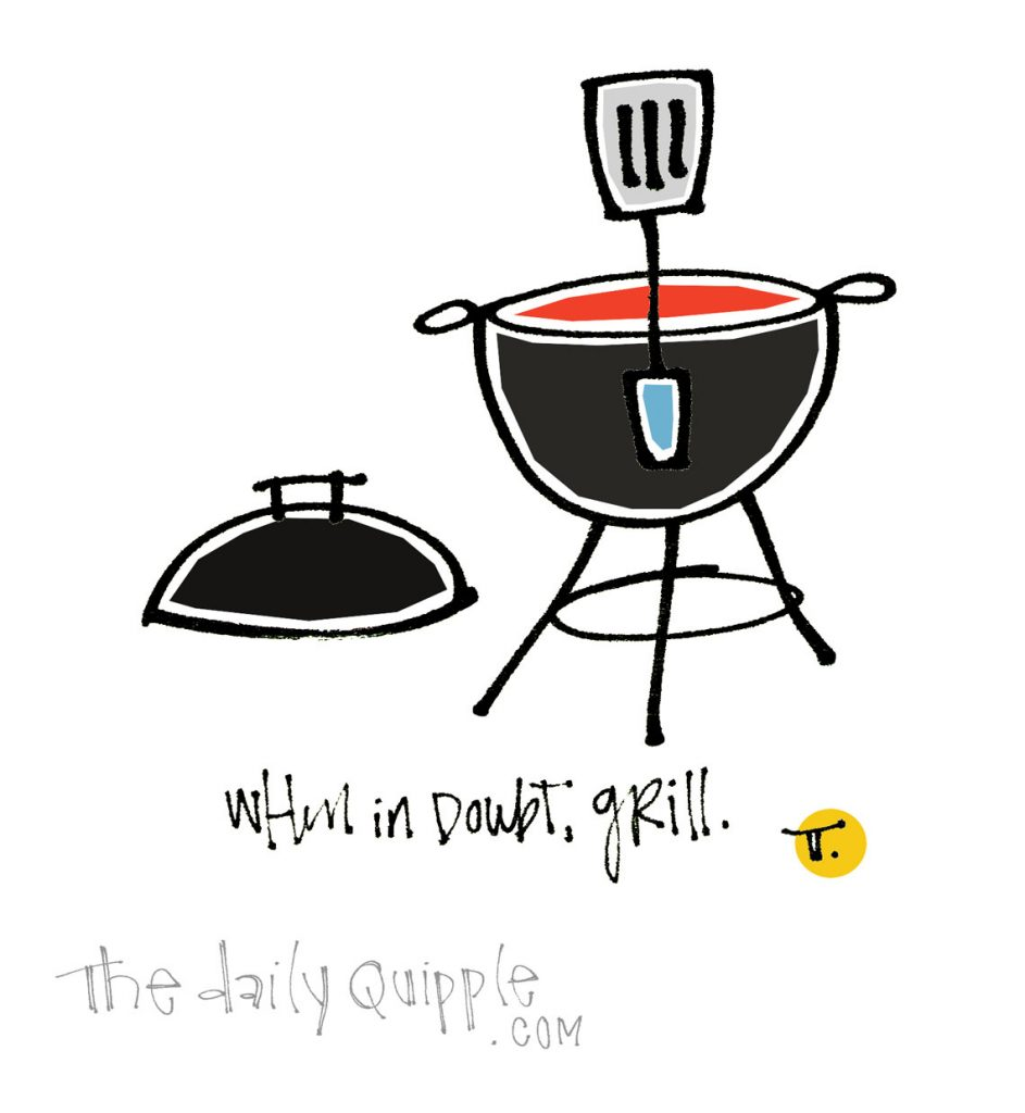 What's for Dinner?   The Daily Quipple