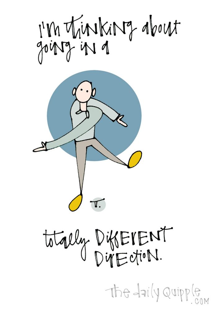 The Only Constant is Change | The Daily Quipple