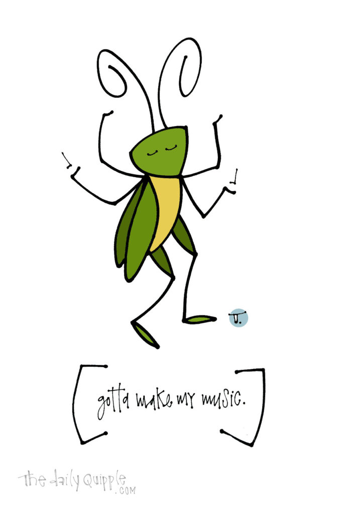 Got the Gift of Music | The Daily Quipple