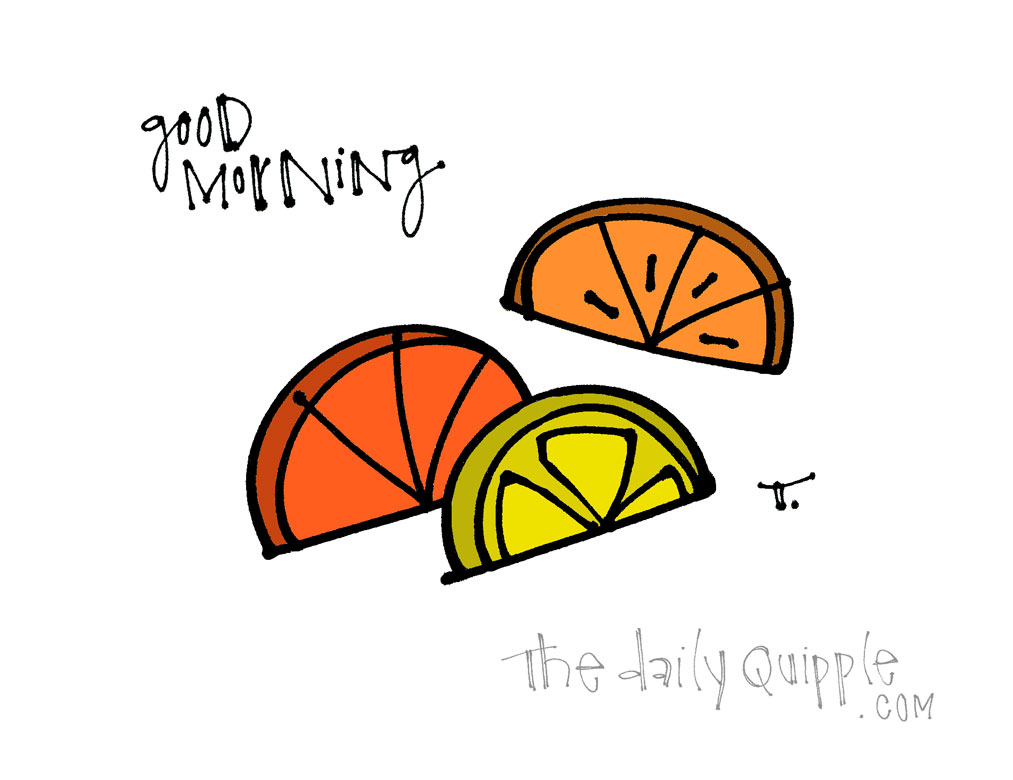 A Fresh Day | The Daily Quipple
