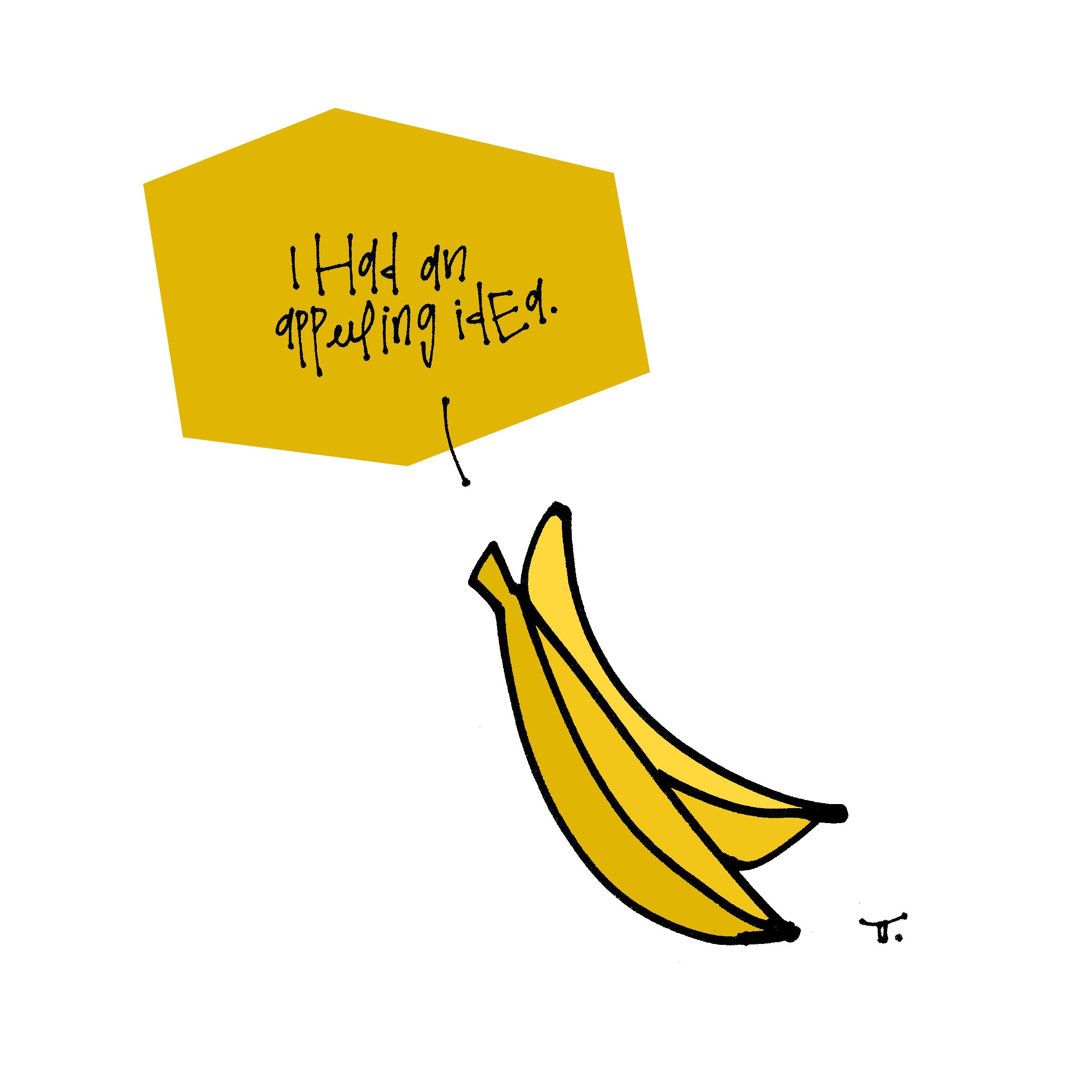 Banana Talk   The Daily Quipple