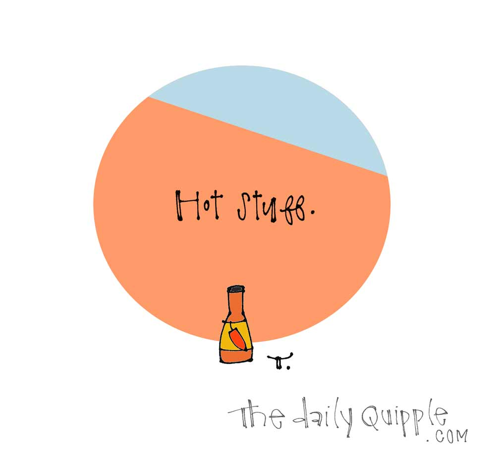 Spicy | The Daily Quipple