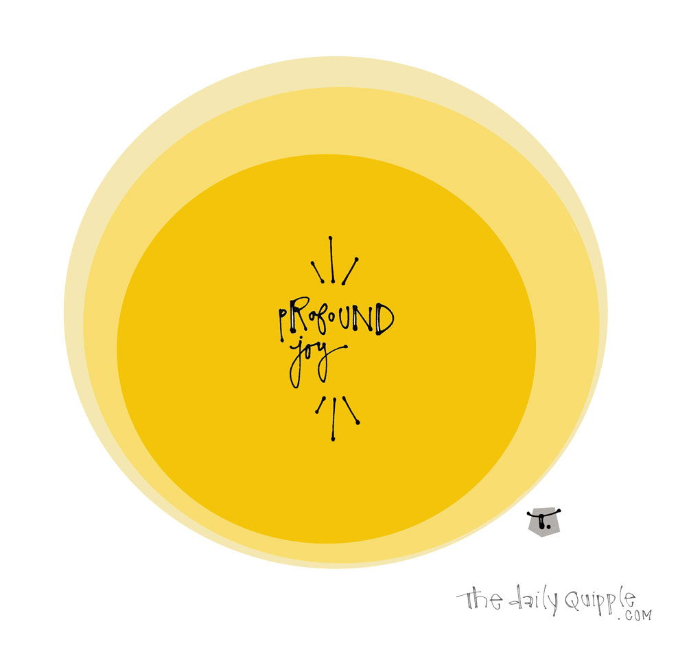 Seeking It | The Daily Quipple
