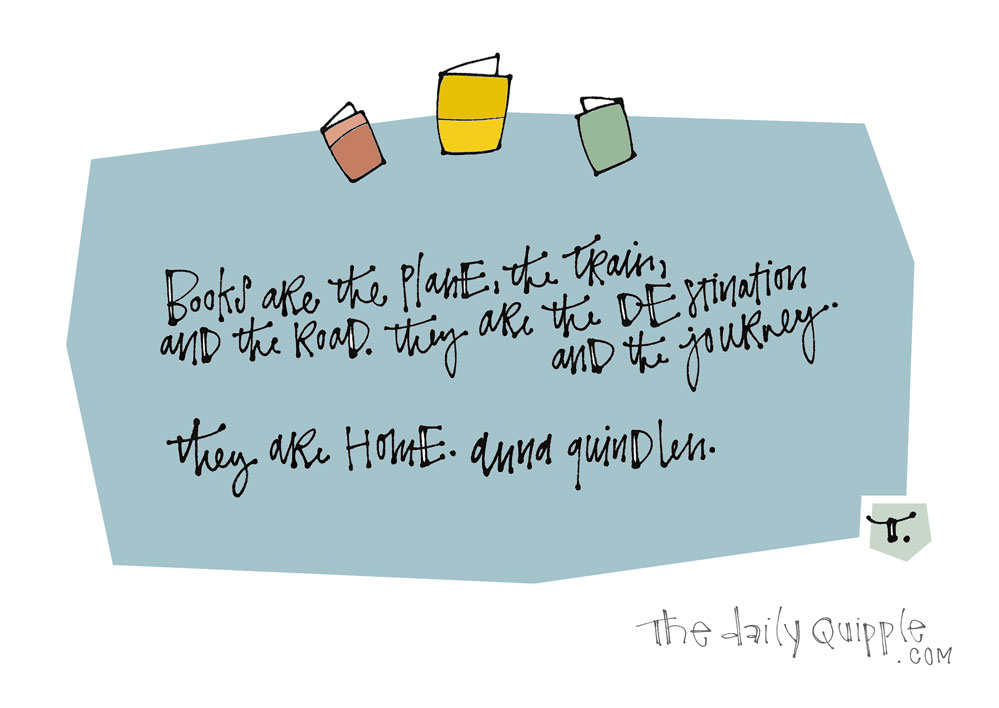 Storybook Journey | The Daily Quipple