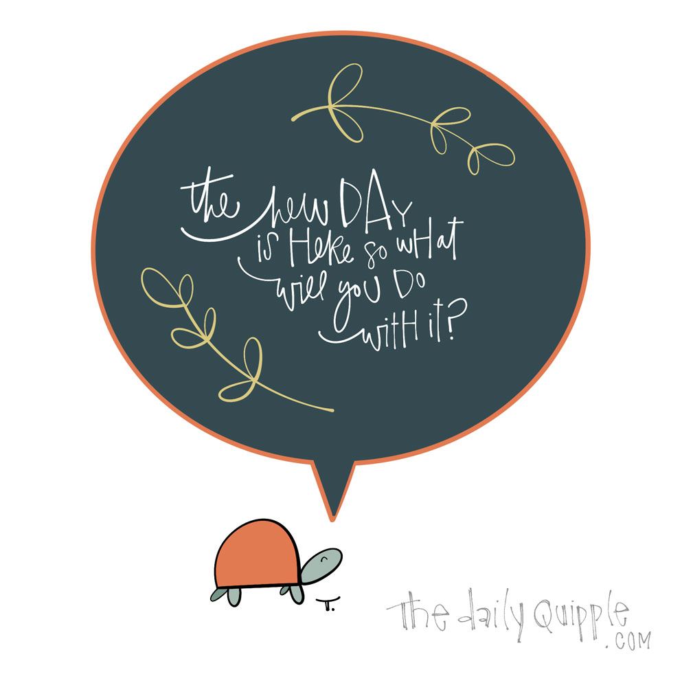 What Small Great Thing | The Daily Quipple