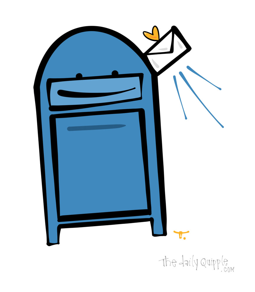 It's a Love Letter | The Daily Quipple