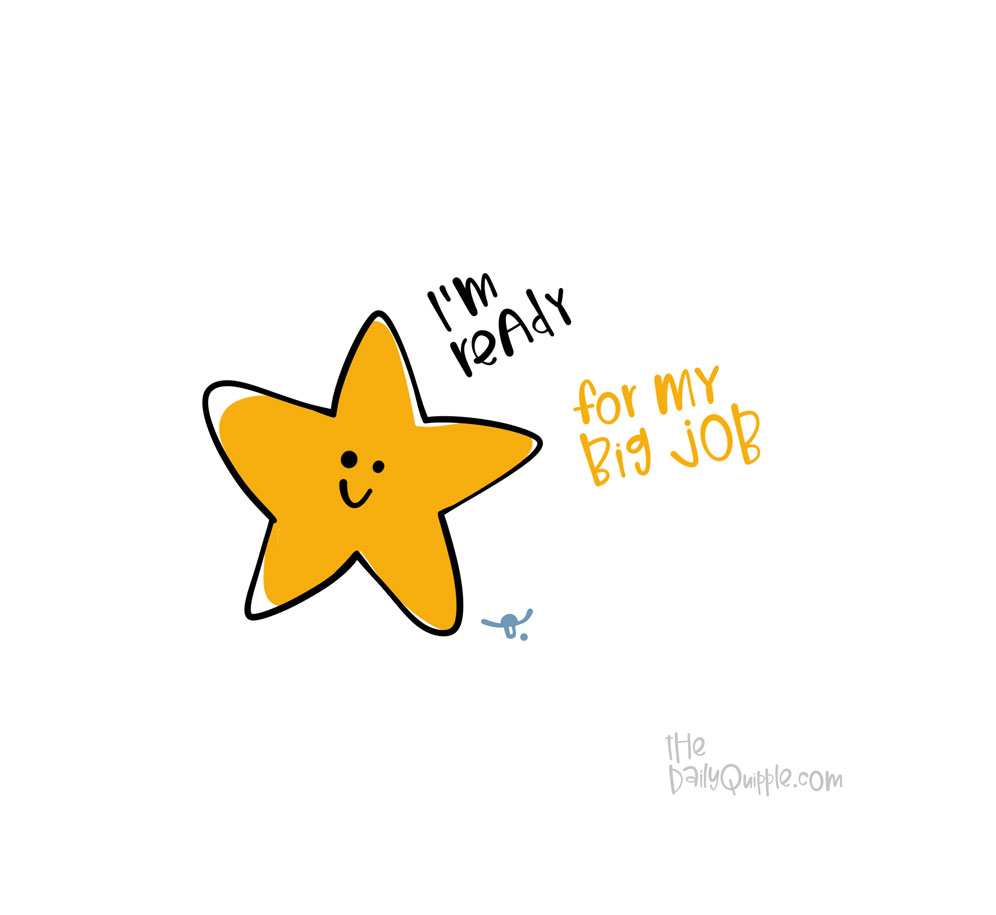 Star Shine   The Daily Quipple