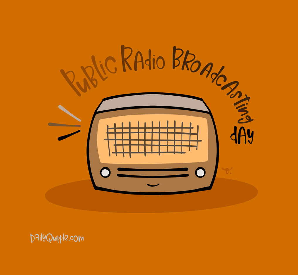Radio On | The Daily Quipple