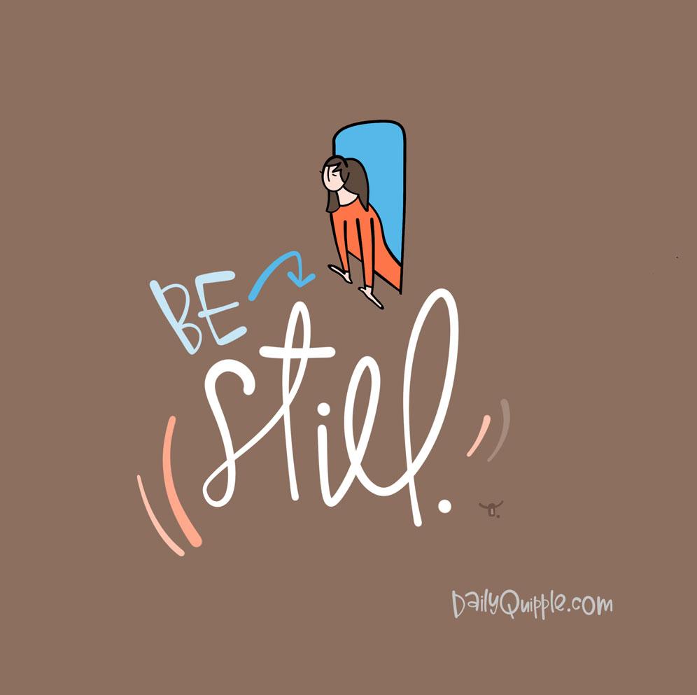 Take a Deep Breath | The Daily Quipple