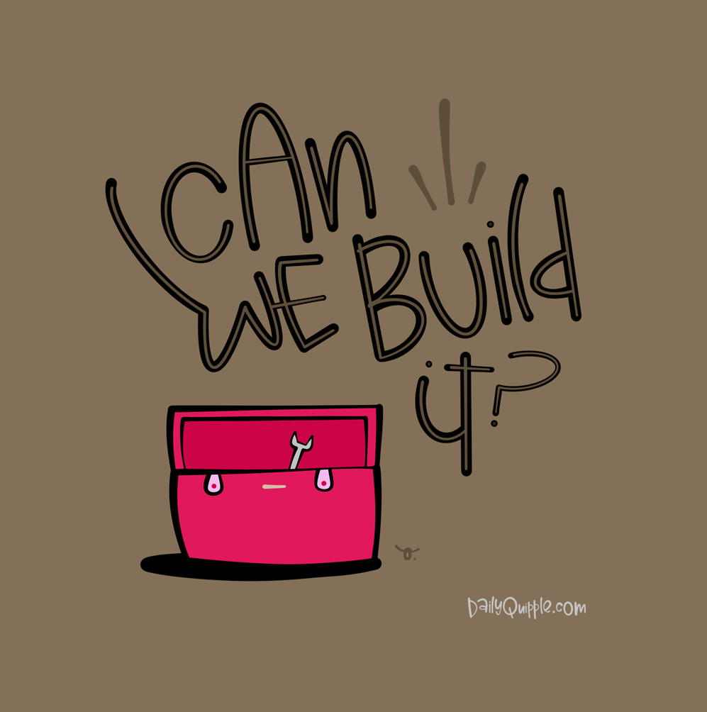 Yes We Can | The Daily Quipple