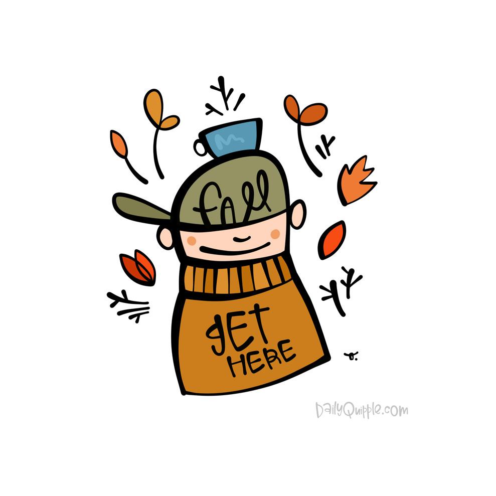 Attaining Autumn | The Daily Quipple
