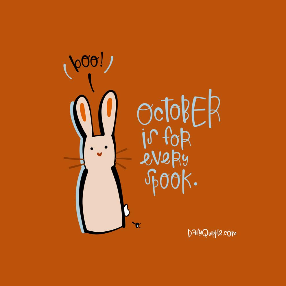 Hoppy October | The Daily Quipple