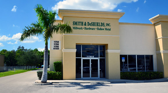 Smith and DeShields Showroom