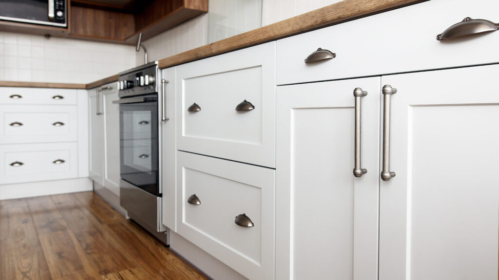 How to Size Cabinet Knobs and Pulls | Smith & DeShields