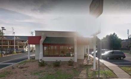 "Wichita's Tuta's Teriyaki did not cease operations, ""49 live roaches (adult and nymph roaches) were observed"" 7 violations"