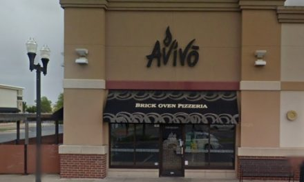 Mold in soda fountain nozzle; Avivo Brick Oven Pizzeria fouls restaurant inspection in Wichita with 8 violations