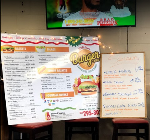 """7 violations for Burger Central in Wichita, """"Cook stated they were out of gloves and had been out for a couple of days"""""""