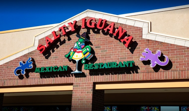"Olathe's Salty Iguana cited at inspection for ""winged insects"" in 3 bottles of liquor, fails third straight regular inspection"