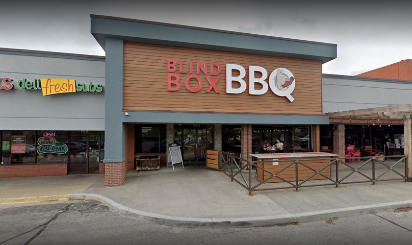 Complaint sends inspectors to Blind Box BBQ in Shawnee; 9 violations; Two kitchen hand washing sinks did not have any hand washing soap